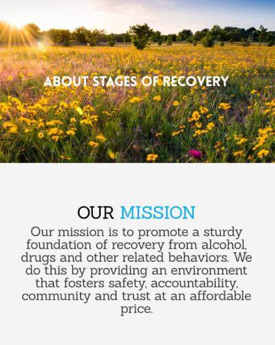 About Stages of Recovery