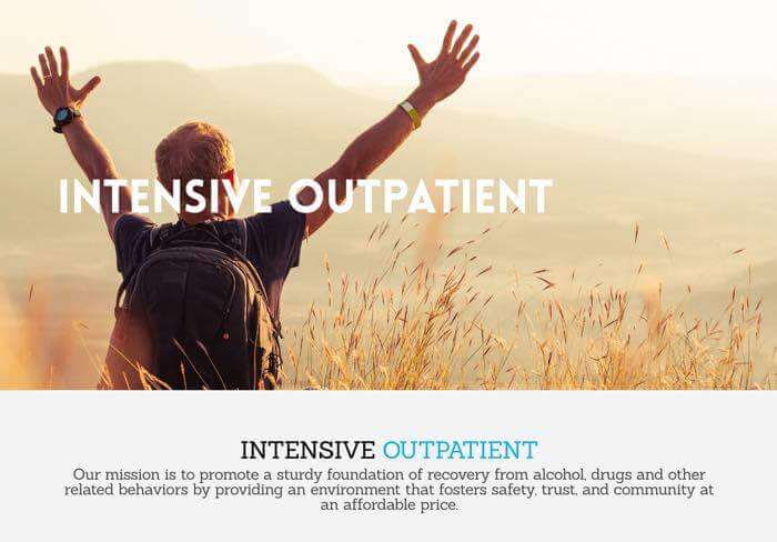 Intensive outpatient