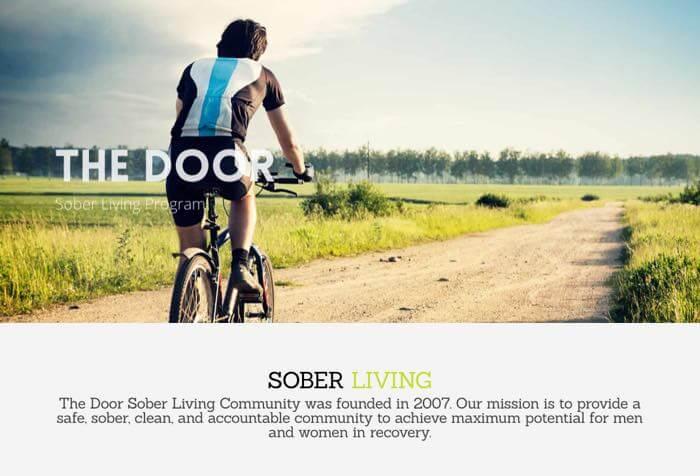 The Door Sober Living Community